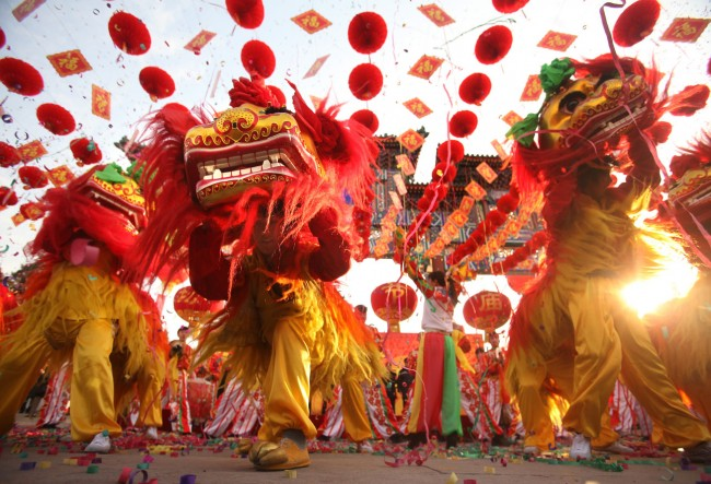 Chinese New Year, Year of the Horse