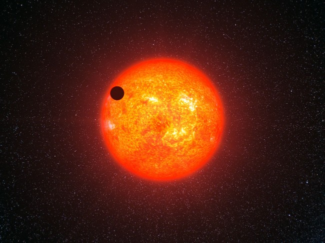 Cloudy weather discovered on super Earth GJ1214b