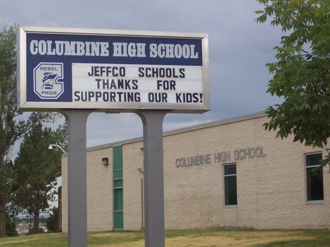 Columbine High School Under Lockdown Early Thursday
