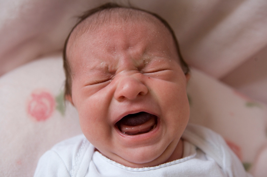 crying baby, u.s., debate