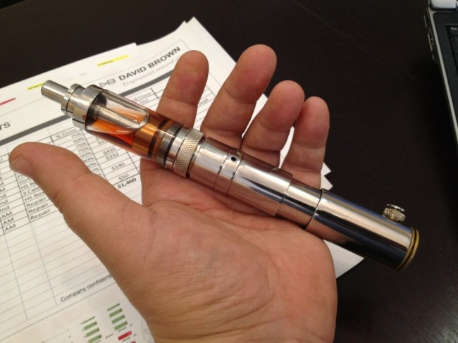 Vaping and e-cigarettes, the wave of the future