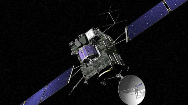 European Rosetta Space Probe Has Phoned Home to Earth
