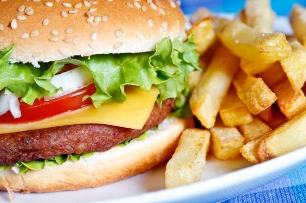 fast food, health