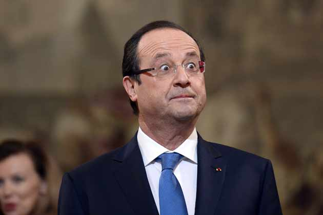 François Hollande: When Private Affairs Become Public