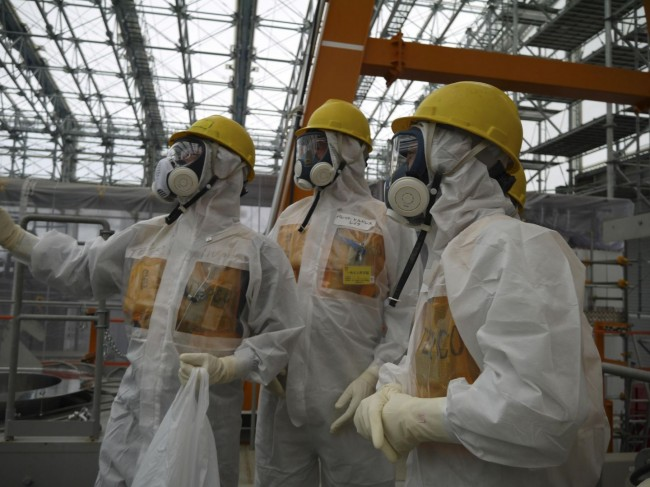 Fukushima planet cleanup plagued by Yakuza TEPCO oversight and poor labor