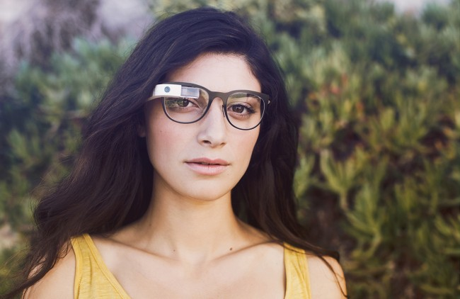 Google Glass, google, titanium, prescription lenses, new look