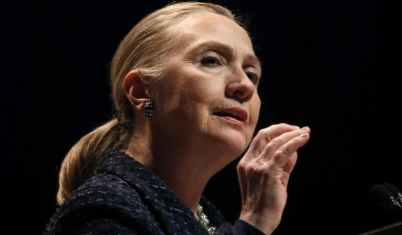 Hillary Clinton is facing criminal charges in Egypt