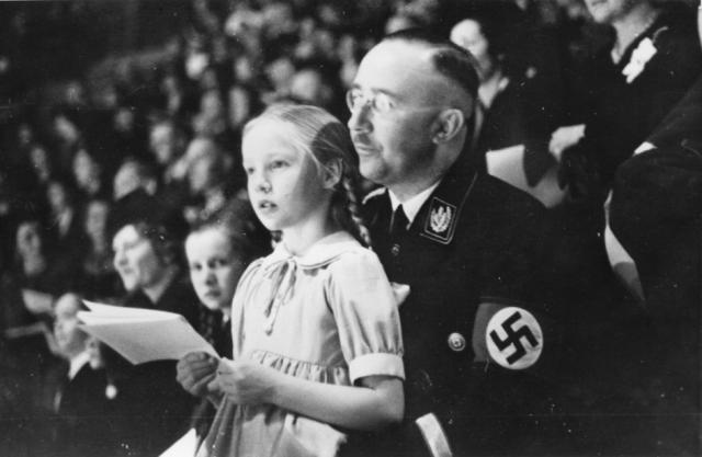 Heinrich Himmler's Personal Letters To Be Published