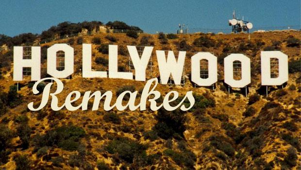 Hollywood's Love of Remakes