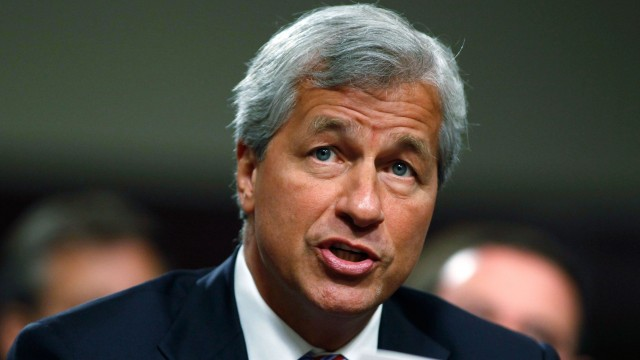 JP Morgan Raises Jamie Dimon's Salary by 74% after Penalized in Billions