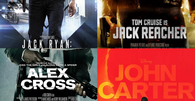 Jack Ryan Movie Flop Surprises, Could be Setback for 'General Male Name' Genre of Films