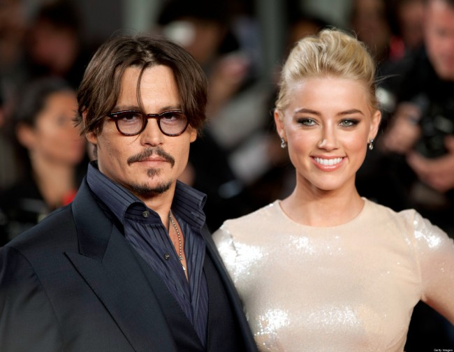Johnny Depp, amber heard, 7 things, entertainment