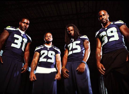 Seattle Seahawks Legion Of Boom