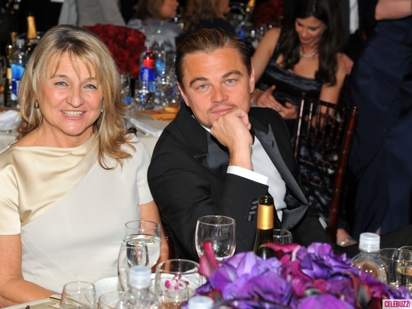 entertainment, leonardo dicaprio, mother, girlfriend, dumped