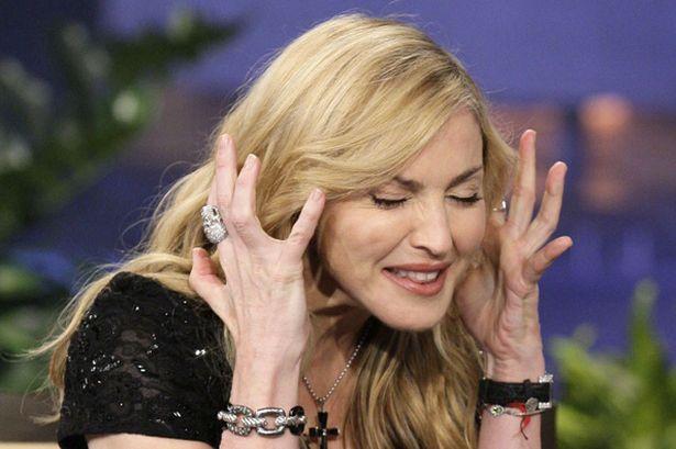 Madonna, entertainment