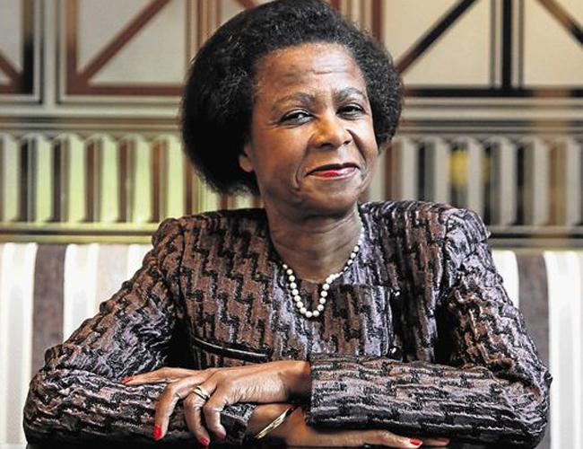 Nelson Mandela Dream for Presidential Candidate Mamphela Ramphele