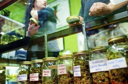 Medical marijuana dispensaries can distribute marijuana in some regions of the country