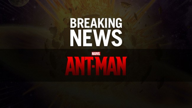 Marvel's Next Avenger, Ant-Man, Cast as Michael Douglas