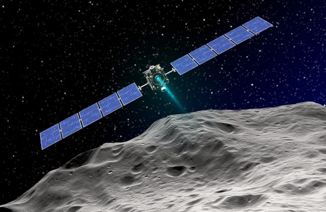 NASA Targets Metal Asteroid