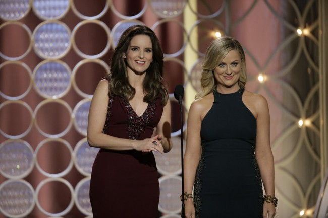 Golden Globe Awards or The Tina and Amy Show (Review)