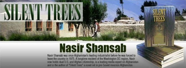 Afghanistan Author Nasir Shansab on Opium 9/11 and Silent Trees