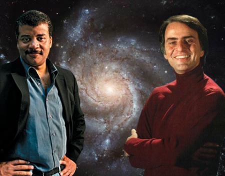 Neil deGrasse Tyson Has Big Shoes to Fill