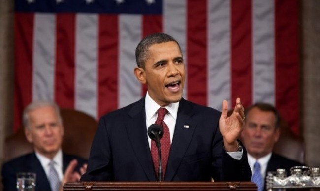 Global Warming in Obama's State Of The Union Speech Despite Polar Vortex