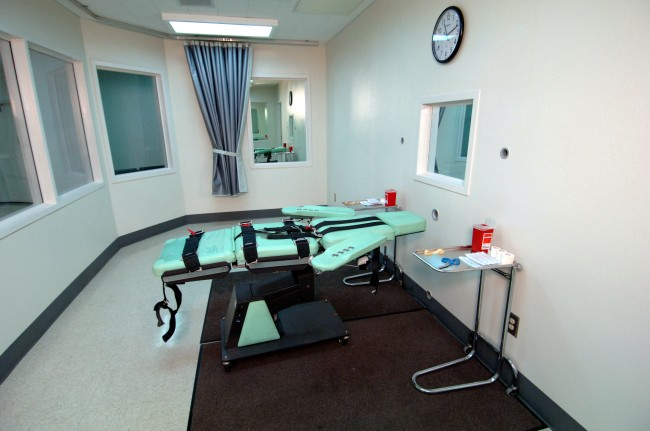 Ohio Set for Two-Drug Cocktail in Execution Tonight