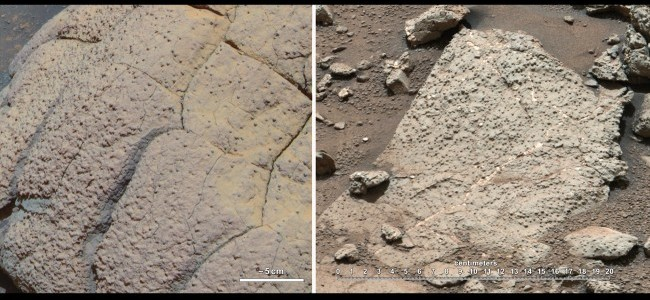 Opportunity Finds Evidence of Ancient Aqueous Environment on Mars