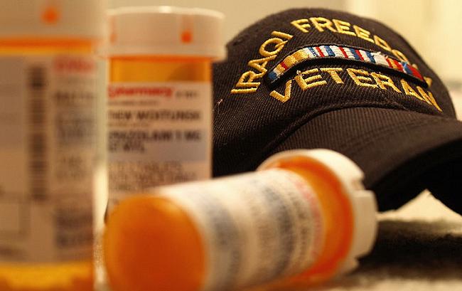 New drug weakens the effects of PTSD
