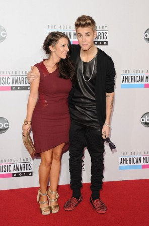 Here's hoping mom Pattie can help Bieber get it together