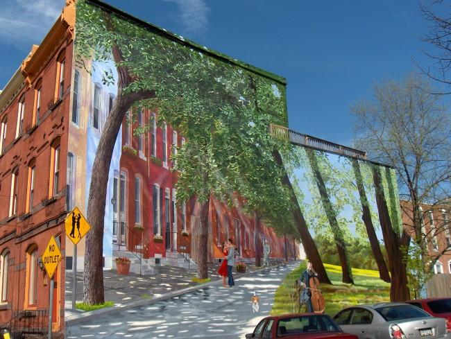Philadelphia murals