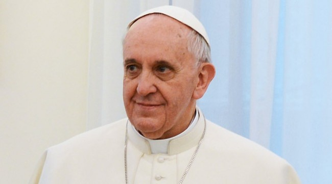 Pope Francis a Democrat