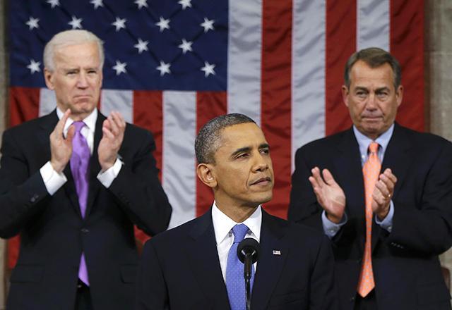 President Obama Looks Toward The Future