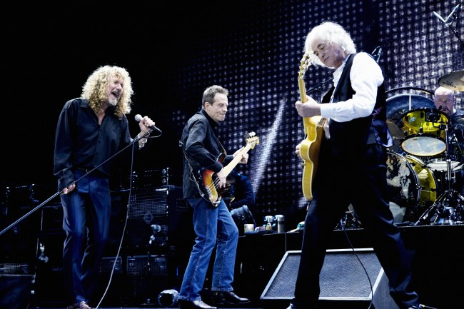Led Zeppelin Grammy Awards