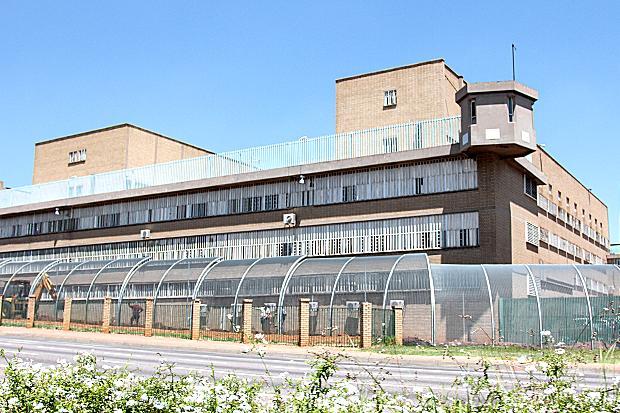 Boeremag prisoners in Pretoria Prison South Africa