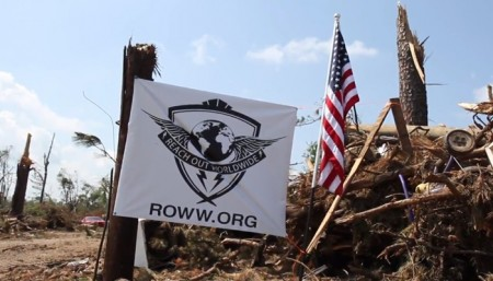 ROWW has aided relief efforts all over the world