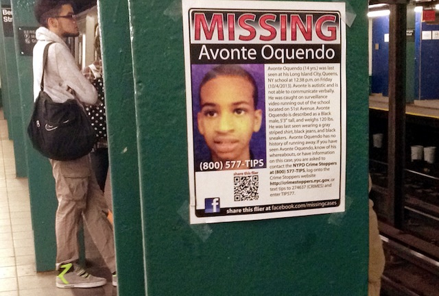 Remains Found May Be of Missing Autistic Teenage Male