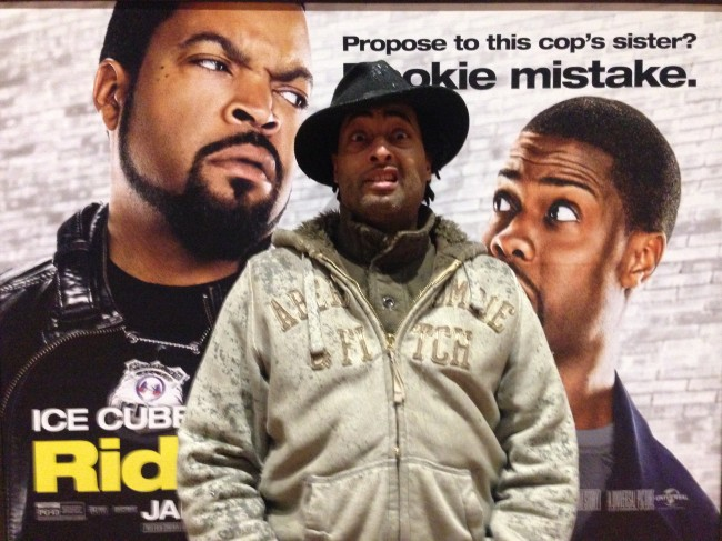 Ride Along feels like recycled cop comedy