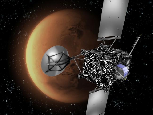 Rosetta Probe, science, comet
