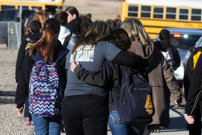 Roswell School Shooting Investigation Continues