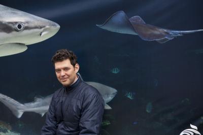 SFU marine biodiversity expert Nick Dulvy