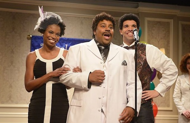 Drake steals the show on SNL