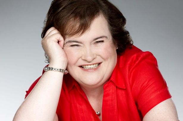Susan Boyle Plan B with Job in a Betting Shop