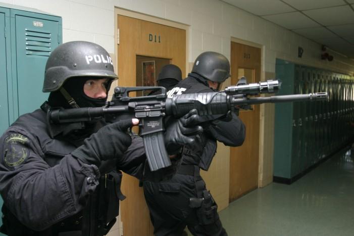 School Shootings Becoming Epidemic