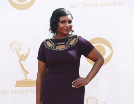 Mindy Kaling Topless Elle Cover Overlooked