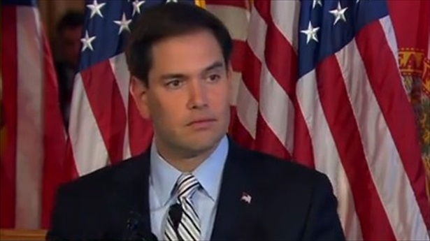 marco rubio, war on poverty