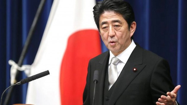 Japan's Shinzo Abe Works Hard to Reduce Regional Tensions in Asia