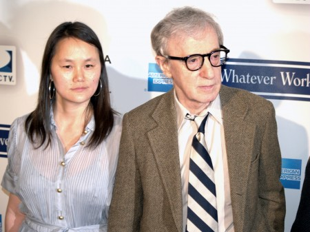 Woody Allen Golden Globe Tribute Marred by Child Sex Claims