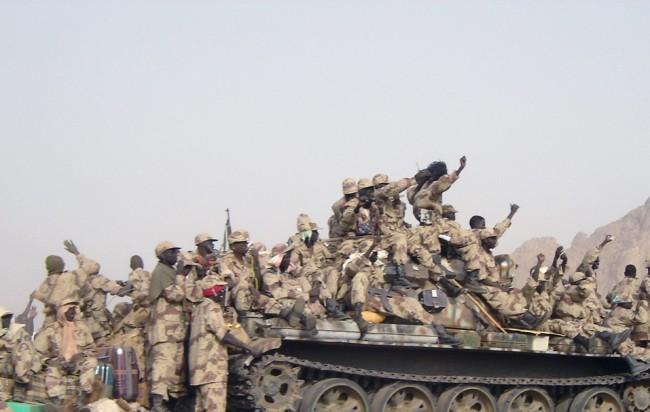 South Sudan Government Attack on Bor Underway
